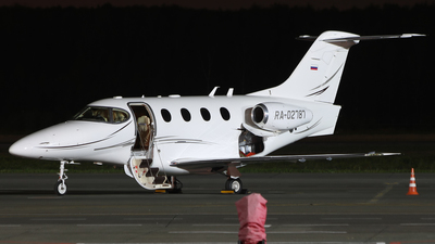 RA-02787 - hawker Beechcraft 390 Premier I - Private