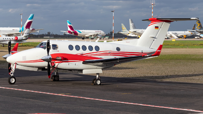 A picture of DIGEL - Beech B200GT Super King Air - [BY363] - © Marco Materlik