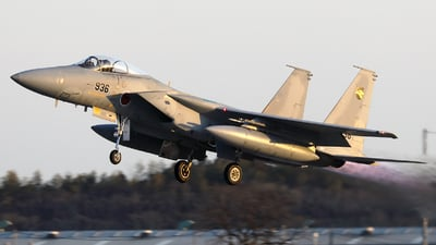 22-8936 - McDonnell Douglas F-15J Eagle - Japan - Air Self Defence Force (JASDF)