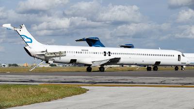 N836NK - McDonnell Douglas MD-83 - Falcon Air Express