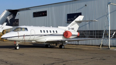 ZS-SME - Hawker Beechcraft 900XP - National Airways Corporation (NAC)