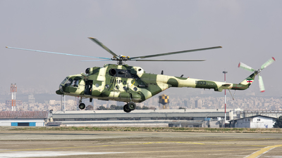 1803 - Mil Mi-171Sh Baikal - Iran - Police Aviation