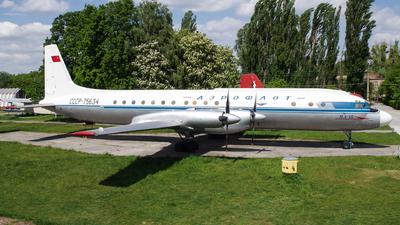 CCCP-75634 - Ilyushin IL-18A - Aeroflot