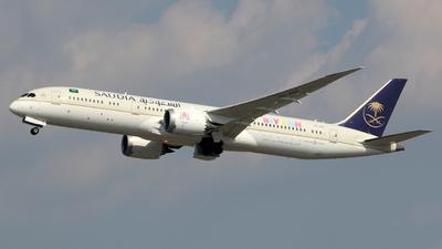 HZ-ARC - Boeing 787-9 Dreamliner - Saudi Arabian Airlines