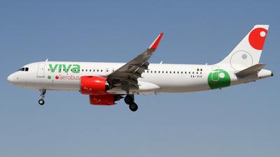 A picture of XAVIV - Airbus A320271N - VivaAerobus - © Daniel Lapierre Forget