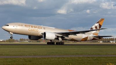 A6-DDD - Boeing 777-FFX - Etihad Cargo