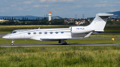 P4-PLG - Gulfstream G500 - Private