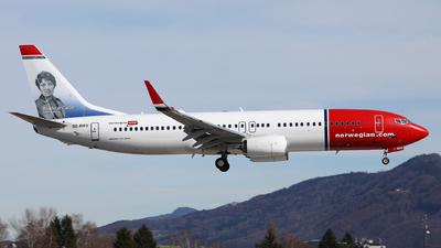SE-RRV - Boeing 737-8JP - Norwegian