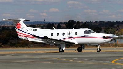 V5-TGI - Pilatus PC-12/47E - Private