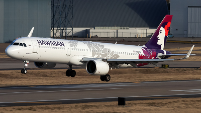 N215HA - Airbus A321-271N - Hawaiian Airlines