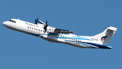 A picture of FWWEB - ATR 72600 - [] - © DN280