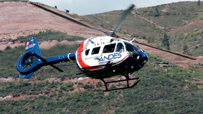 OB-2137-P - Airbus Helicopters H145 - Andes