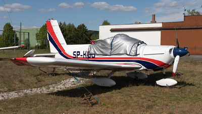 SP-KOO - Zlin Z-242L - Private