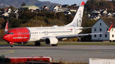 A picture of LNDYU - Boeing 7378JP - [39008] - © R.Rimestad