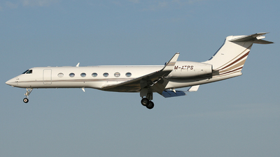 M-ATPS - Gulfstream G550 - Private
