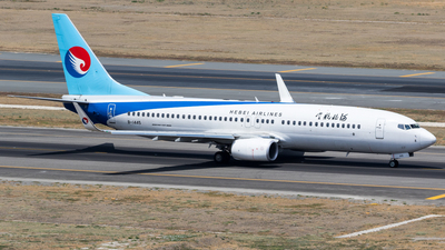 B-1445 - Boeing 737-8LW - Hebei Airlines