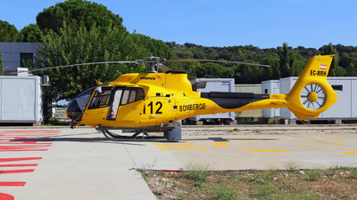A picture of ECMRH - Airbus Helicopters H130 - [8337] - © Óscar López Herrero