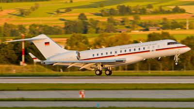 14-07 - Bombardier BD-700-1A10 Global 6000 - Germany - Air Force