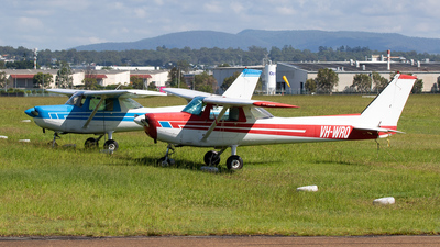 VH-WRQ - Cessna 152 - Private