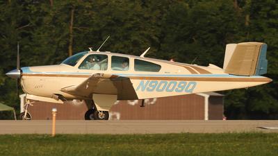 N9009Q - Beechcraft V35B Bonanza - Private