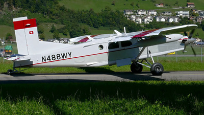 N488WY - Pilatus PC-6/B2-H4 Turbo Porter - Private