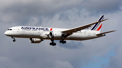 F-HRBG - Boeing 787-9 Dreamliner - Air France