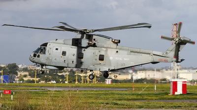 ZH850 - Agusta-Westland Merlin HM.2 - United Kingdom - Royal Navy