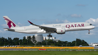 A7-AML - Airbus A350-941 - Qatar Airways