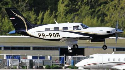 PR-POR - Piper PA-46-500TP Malibu Meridian - Private