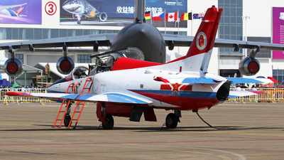 10 - Hongdu JL-8 - China - Air Force