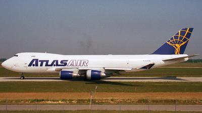 N494MC - Boeing 747-47UF(SCD) - Atlas Air