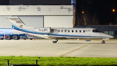A picture of GXJET - Learjet 45 - Capital Air Ambulance - © C. v. Grinsven