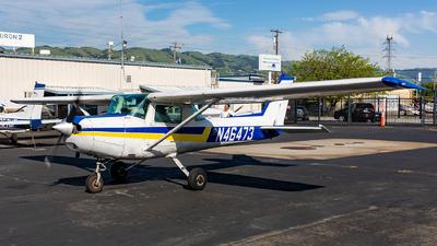 N46473 - Cessna 152 - Private