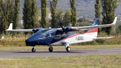 I-GDEL - Tecnam P2006T - Aero Club - Roma