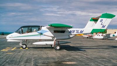 N97LM - North American OV-10 Bronco - United States - Department of Interior