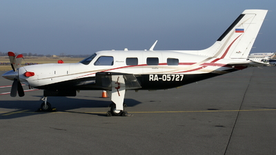 RA-05727 - Piper PA-46-500TP Malibu Meridian - Private
