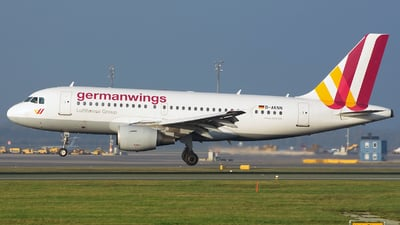 D-AKNN - Airbus A319-112 - Germanwings