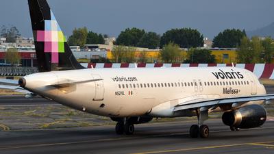 A picture of N521VL - Airbus A320233 - Volaris - © Henrik Hedde