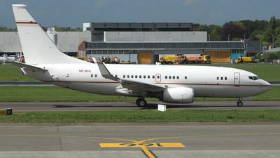 VP-BYA - Boeing 737-7AN(BBJ) - Private