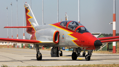 E.25-25 - CASA C-101EB Aviojet - Spain - Air Force