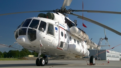 OM-AVA - Mil Mi-8MTV Hip - UTair Europe