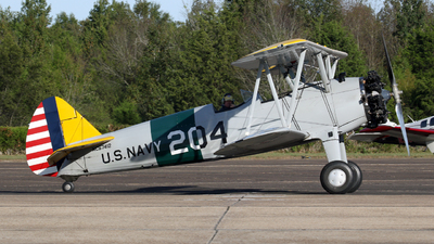 NC67412 - Boeing A75N1 Stearman - Private
