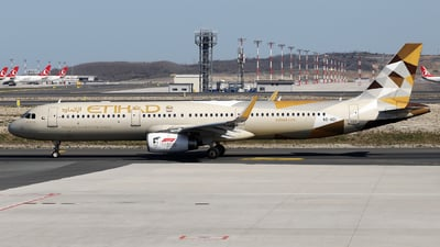 A picture of A6AEI - Airbus A321231 - Etihad Airways - © Firat Cimenli