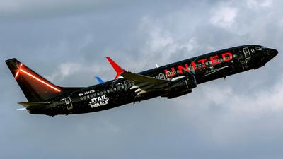 N36272 - Boeing 737-824 - United Airlines