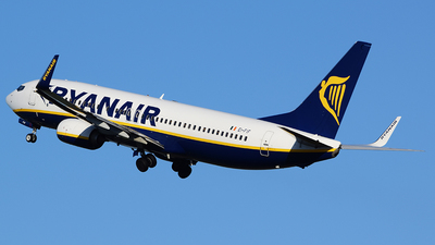EI-FIF - Boeing 737-8AS - Ryanair