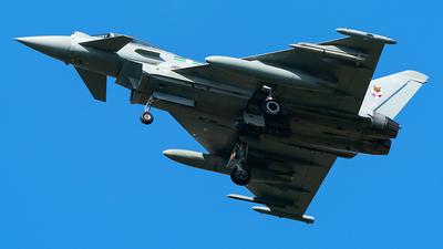 ZK372 - Eurofighter Typhoon FGR.4 - United Kingdom - Royal Air Force (RAF)