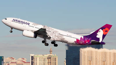 N360HA - Airbus A330-243 - Hawaiian Airlines