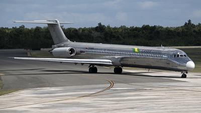 YV3465 - McDonnell Douglas MD-83 - Laser Airlines