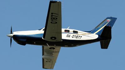 A picture of RA01877 - Piper PA46350P Malibu Mirage - [4636577] - © Alexander Portas