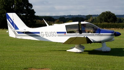 G-EUSO - Robin DR400/140B Major - Private